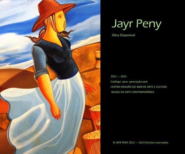 JAYR PENY Obra Disponível 2012 - 2013