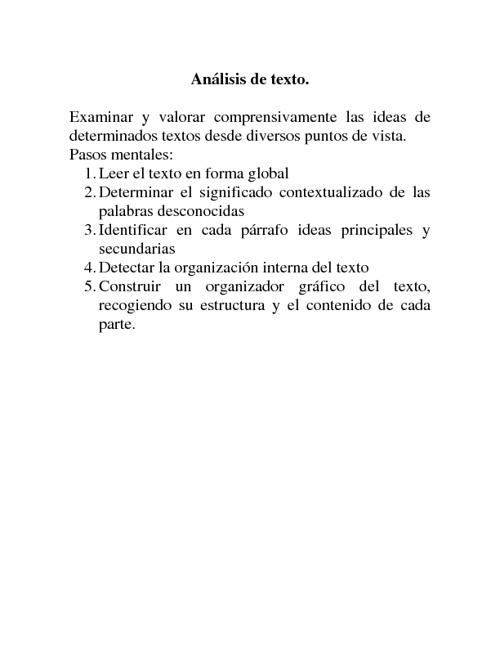 HERRAMIENTAS LITERARIAS