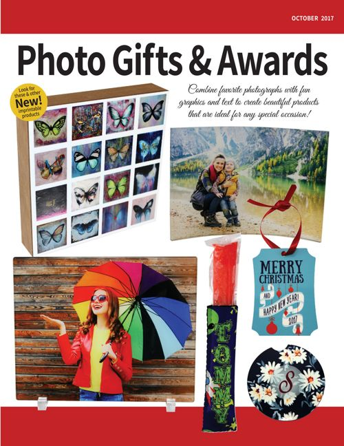 Personalized Photo Gifts & Awards