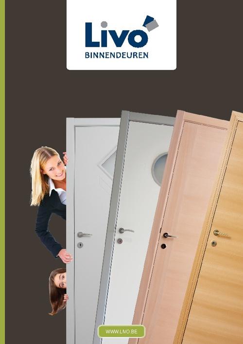 Livo catalogus binnendeuren 2012