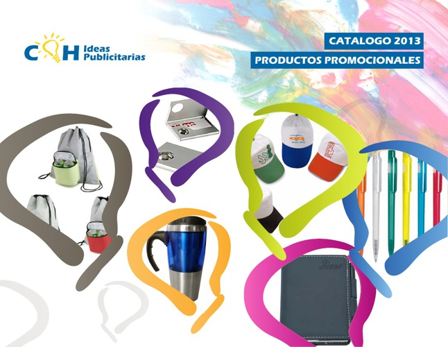 CyH Ideas Publicitarias - catalogo 2