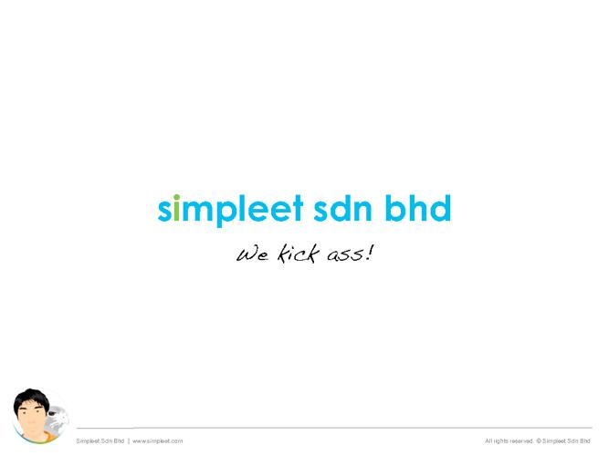 Simpleet Profile