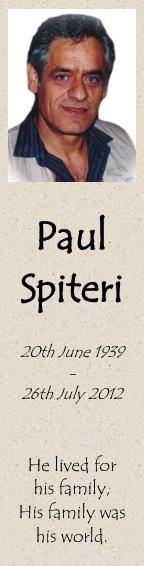 Paul Spiteri