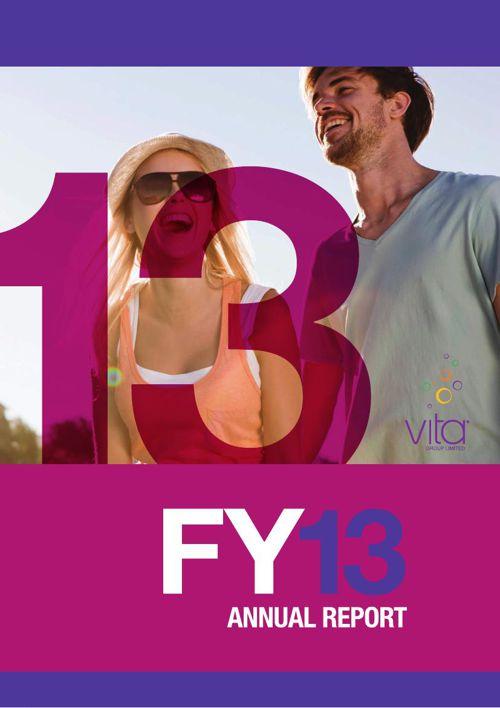 Vita Group Annual Report 2013