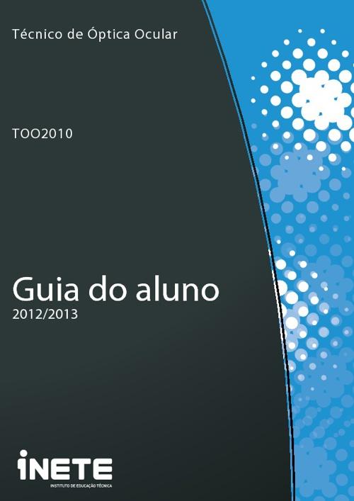 Guia do Aluno 2012/2013 - TOO2010