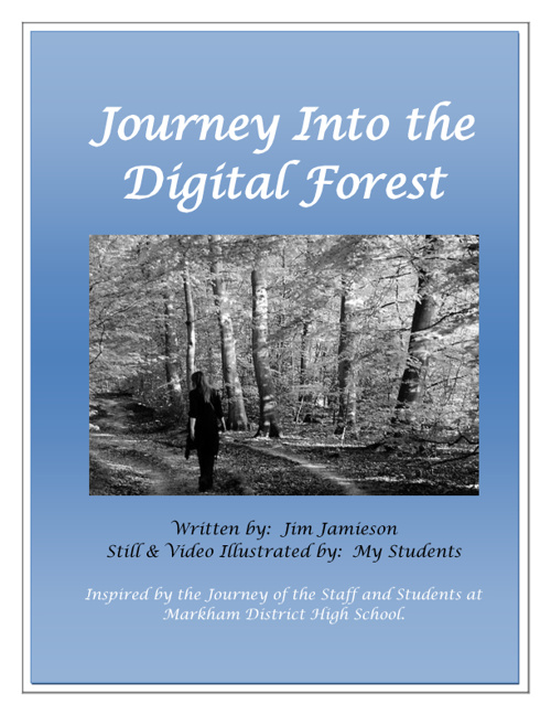 Journey Into the Digital Forest