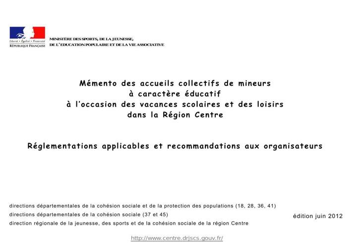 RR_memento_ACM_region_Centre-2012