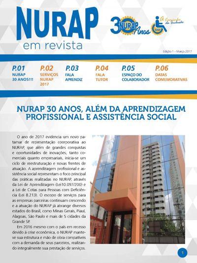 NURAP em REVISTA_Ed.1_MARÇO