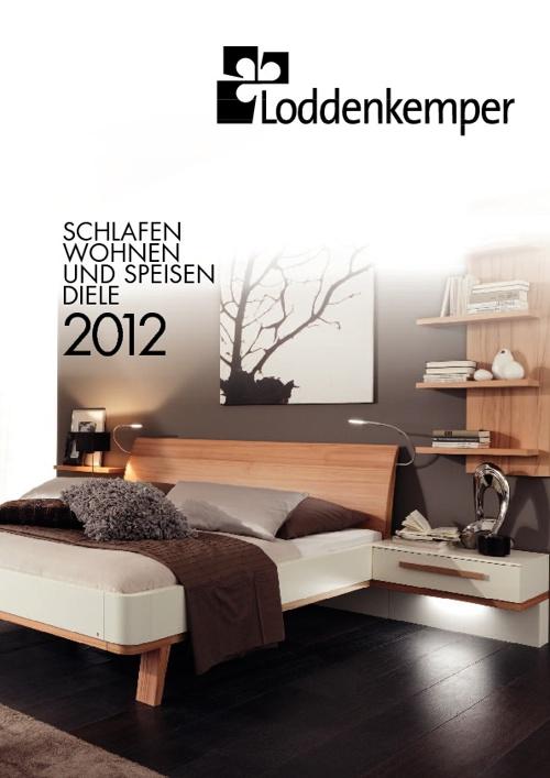 Loddenkemper Katlog 2012 - DE