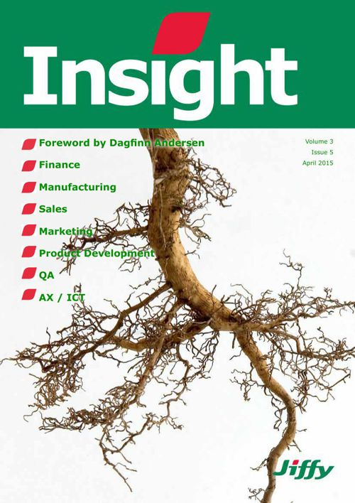 Jiffy Insight No. 5 - 2015 - ENGLISH