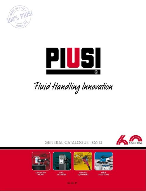 Piusi catalogus