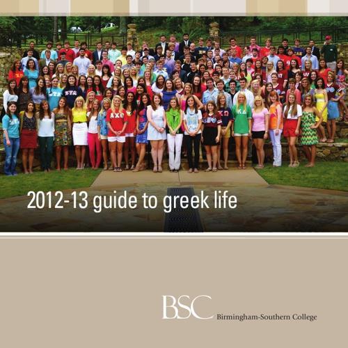 BSC Greek Life