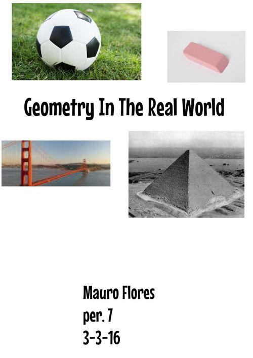 Mauro Flores's Geometry Vocabulary