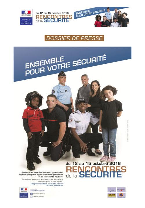 Le programme des Rencontres de la Sécurité