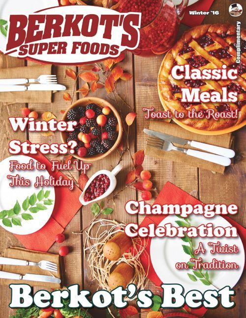 Berkot's Winter Magazine