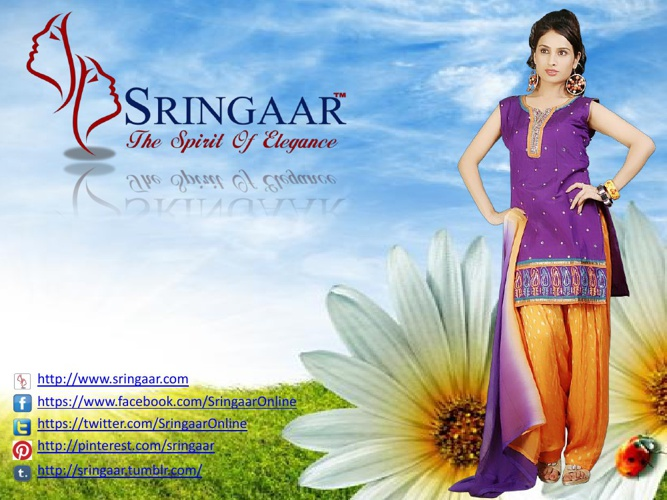 Sringaar is an Indian Dresses Sgopping Store