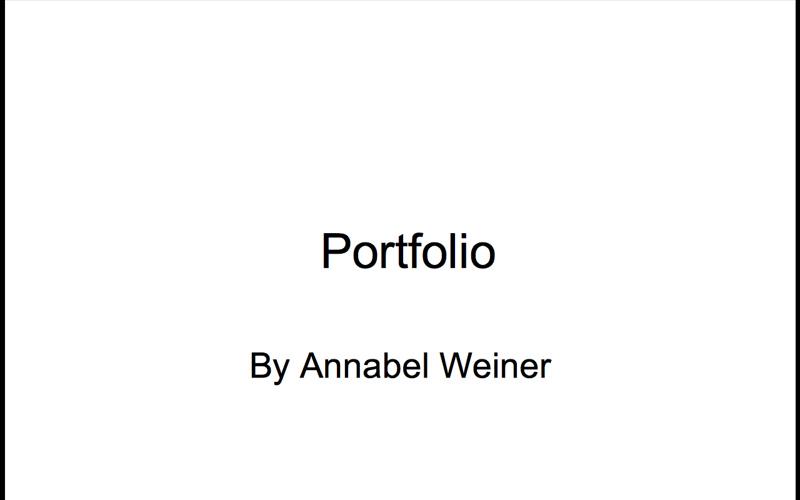 communicator portfolio