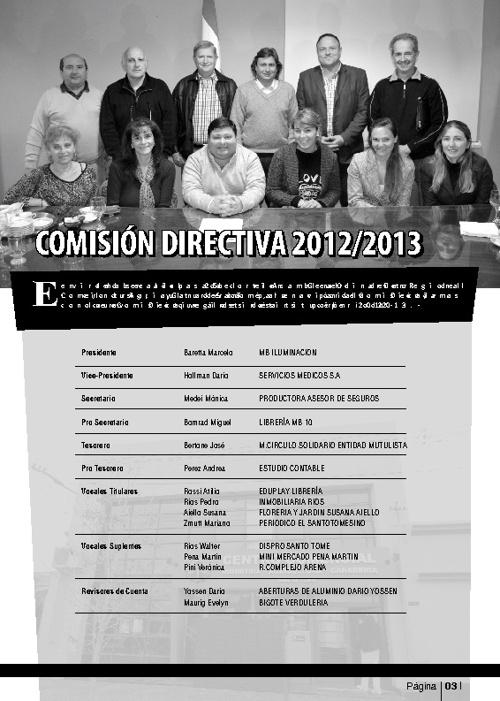 Revista Centro Comercial