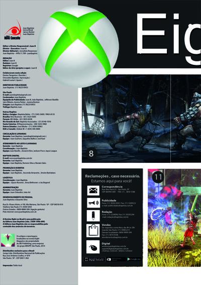 Revista Eight