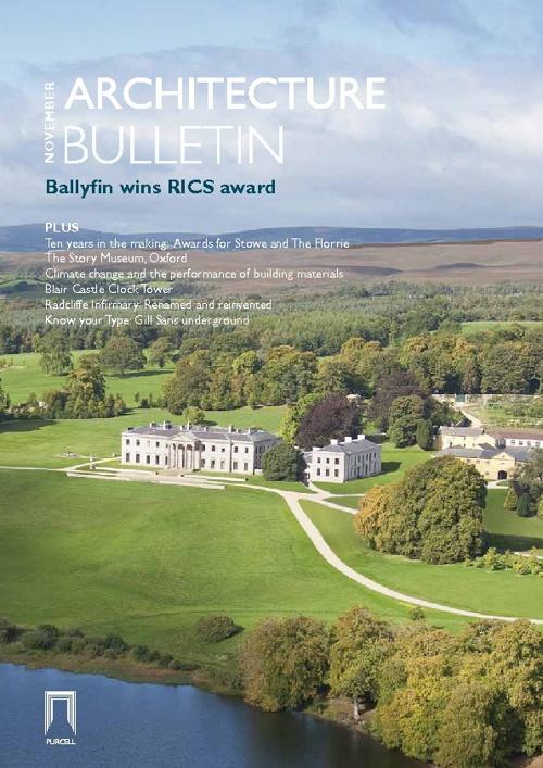 Architectural Bulletin - November