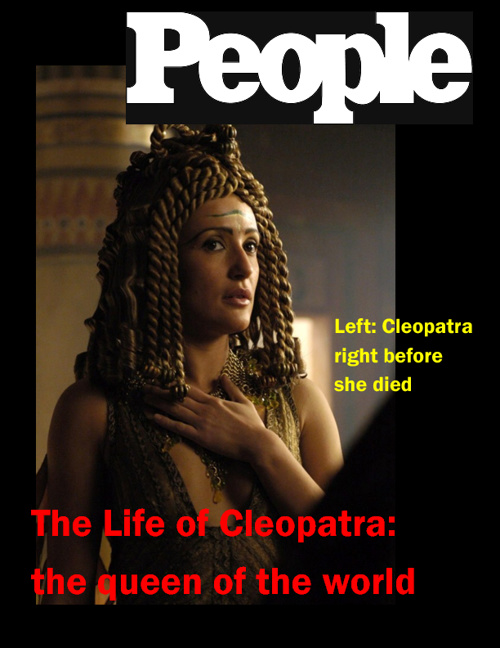 Cleopatra Sann Draft
