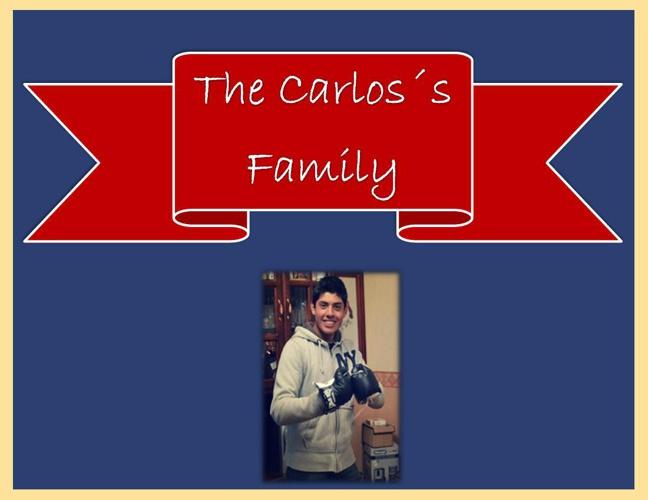 The Carlos´s Family