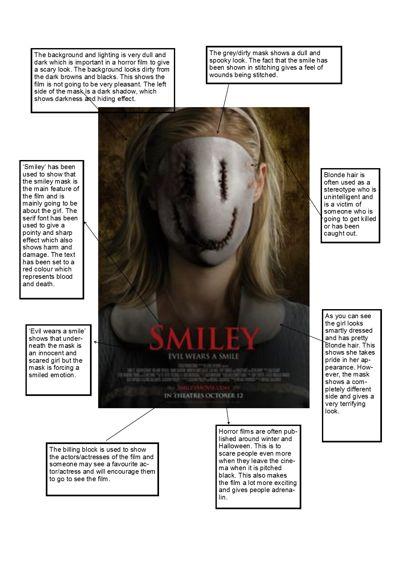 magazine poster 2- smiley
