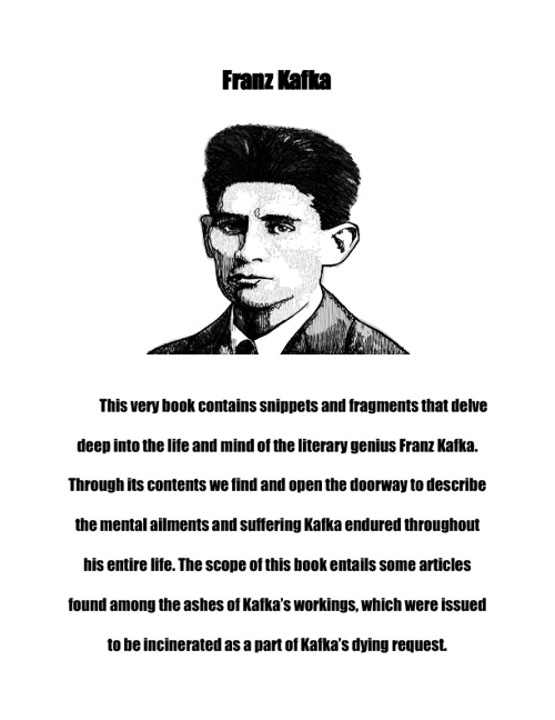 Franz Kafka: Within the Mind of a Genius
