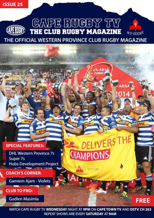 Cape Rugby TV ISSUE 25