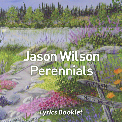 PERENNIALS Lyrics Booklet