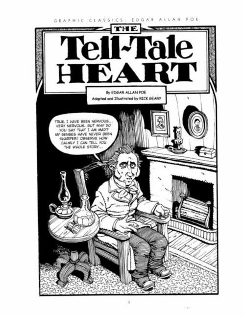 Tell Tale Comic