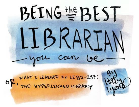 Being the Best Librarian You Can Be