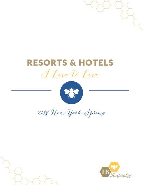 2018 New York Spring Resort Guide