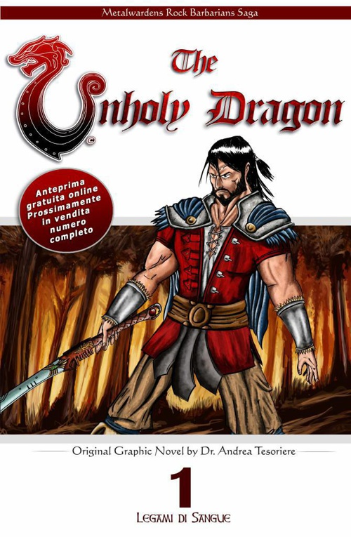 Unholy Dragon Anteprima Online ITA