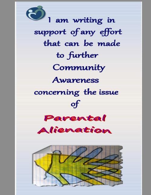 Copy of Parental Alienation - Community Awareness Brochure