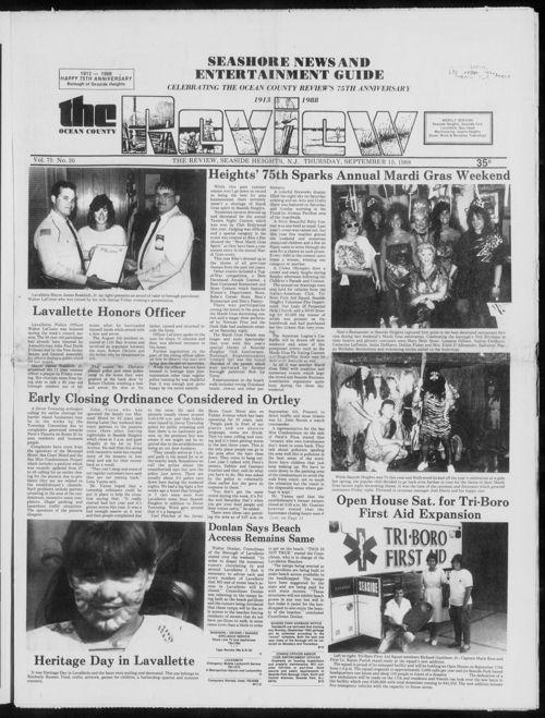 Review September 1988