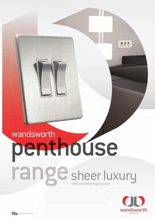 Penthouse Range Brochure
