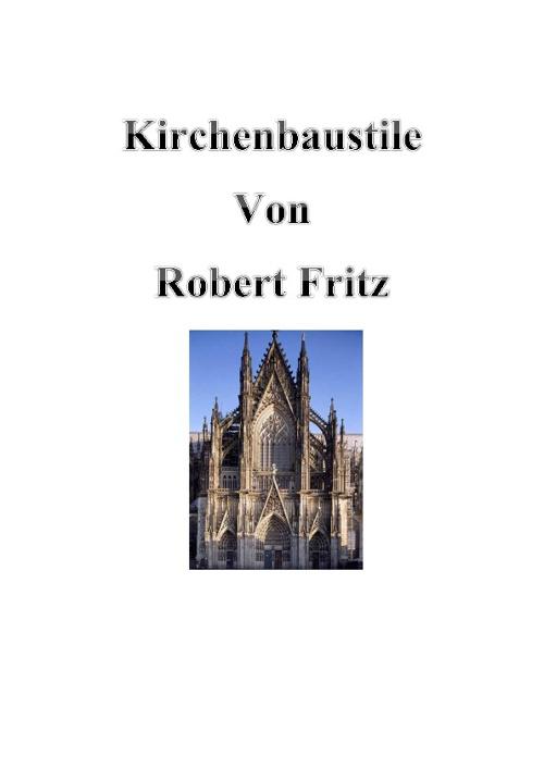 Kirchenbau
