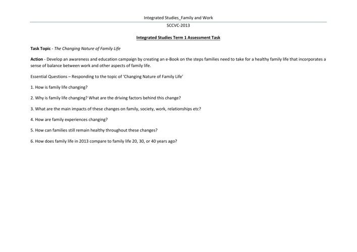 Jenny's assessment template