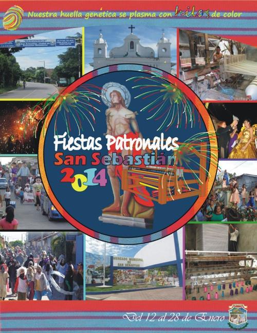 Copy of Programa Fiestas Pastronales San Sebastián 2014