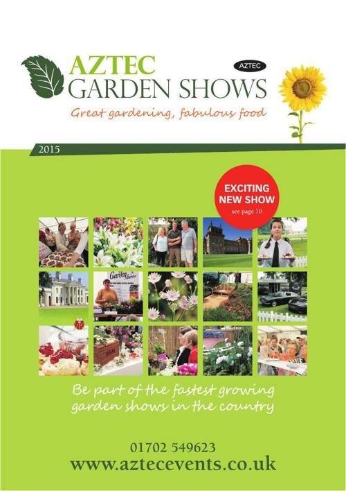 Aztec 2015 garden brochure -