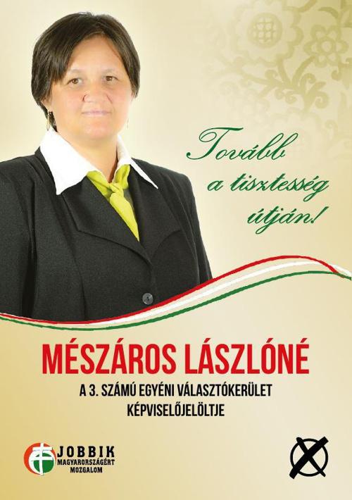 Mészáros Lászlóné