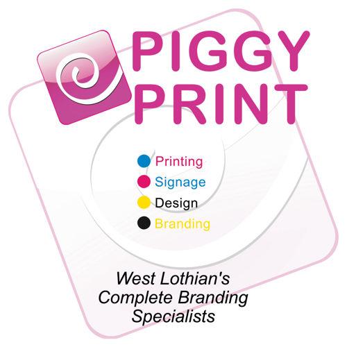 Piggy Print Brochure