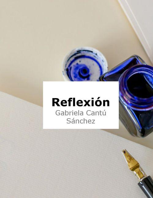 Gabriela Cantú Sánchez
