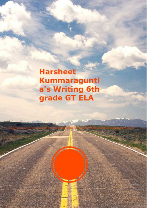 Harsheet Kummaraguntla's writing