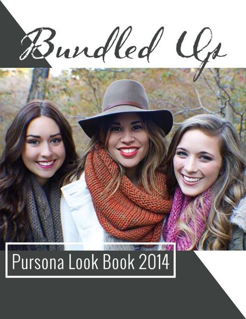 Bundled Up Pursona Look Book 2014