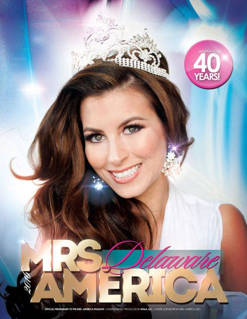 2016 Mrs. Delaware Program Book