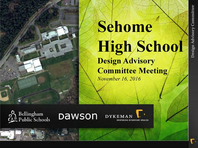 New Sehome High School Design 2.0