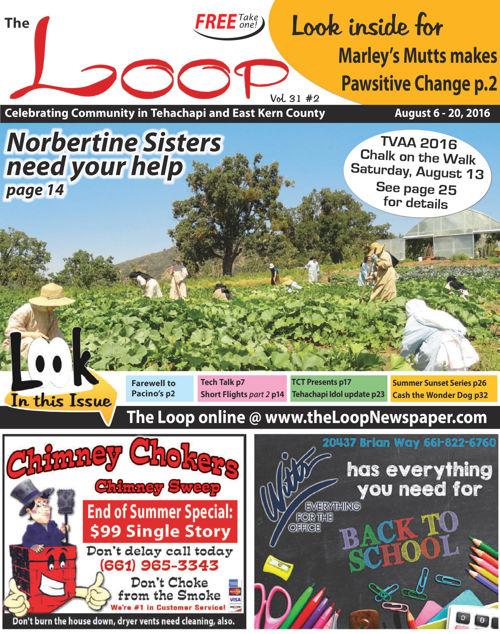 The Loop Newspaper Vol 31 No 2 - Aug 6 - 2-, 2016