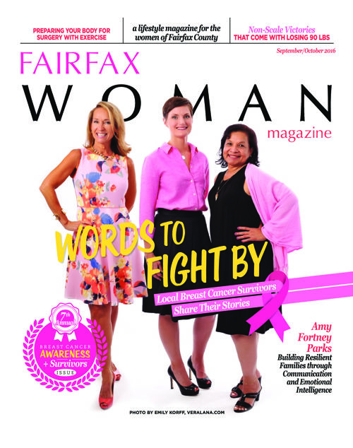 FAIRFAX WOMAN - September/October 2016
